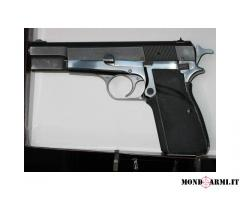 Browning FN GP 35 7.65x22mm Parabellum  |  7.65x22mm Luger  | .30 Luger