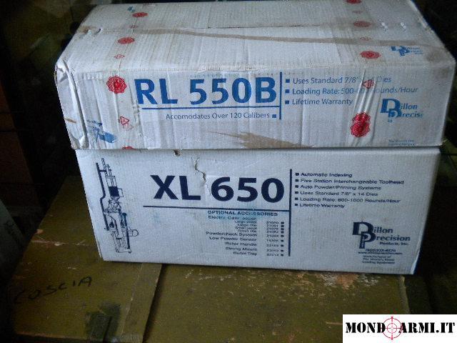 Dillon Precision  Pressa XL650