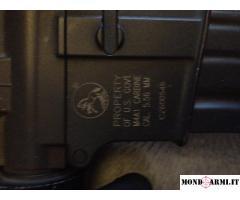 Carabine Softair - Vendo m4 per soft air full metal + red hot + altri accessori