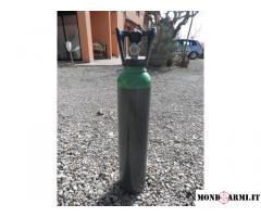 Bombola aria compressa ricarica armi pcp nuova collaudo 10 anni