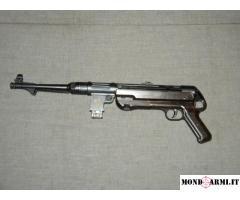 BD 38 REPLICA FUNZIONANTE MODERNA DELL'MP40