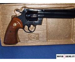 Colt Python 357 Magnum