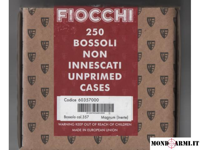 Bossoli Fiocchi 44 Magnum