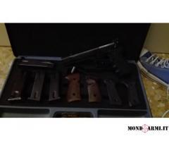 Vendo Beretta 98 fs Target