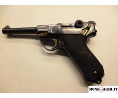 MAUSER 1936 S42 30 LUGER,