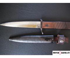 Wehrmacht Kampf Messer (Coltello della Heer) DEMAG