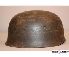 Vendo elmetto mod. m38 di fabbricazione tedesca originale