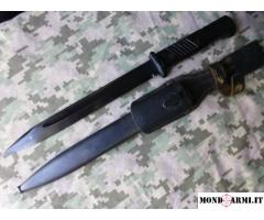vendo bayoneta k98 42asw