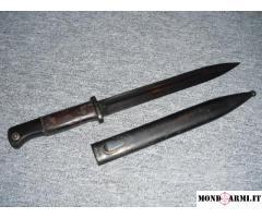 vendo bayoneta k98 ab41
