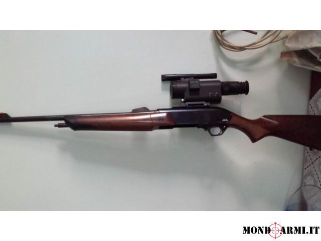 Carabina Winchester Sxr Vulcan 30 06 con visore notturno NP 75