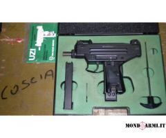 I M I Mod Uzi Pistol Cal 9 x 21