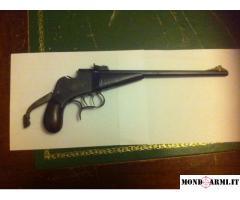 Pistola Wilh Foerst cal. 22 LR