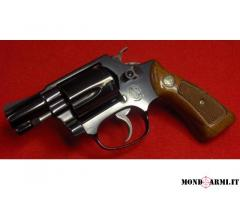 SMITH & WESSON MOD. 36 CAL. 38SPL