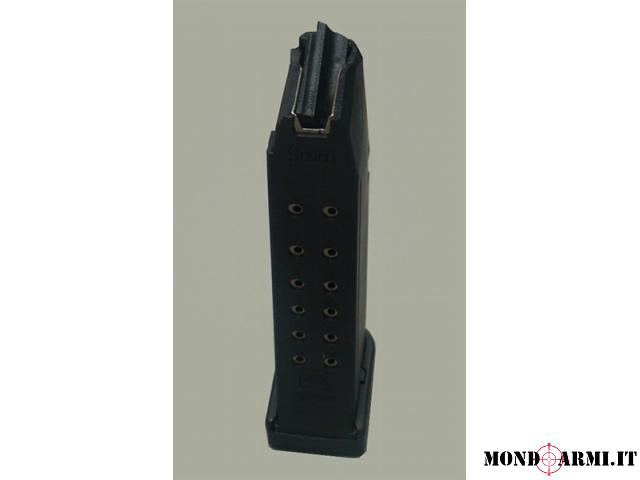 Caricatore Glock 17 cal.9x21 NUOVO