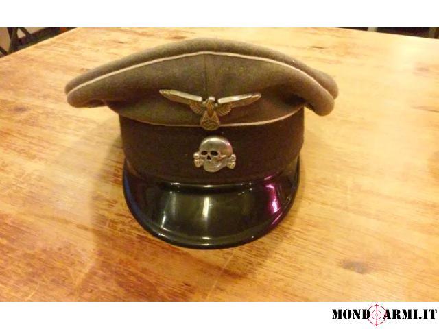 Vendo cappello tedesco SS 1943
