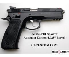 CZ, CZ 75 SP01 SHADOW CAL.9X21,