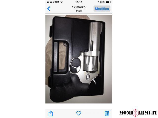 Taurus 357 Magnum 7 colpi sportiva