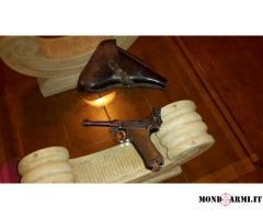 Luger P08 con fondina originale