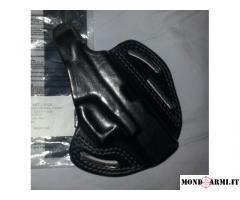 Vendo Fondina in cuoio VEGA HOLSTER per Glock 19/23/25