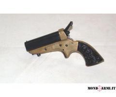 Pistola Sharps 4 canne