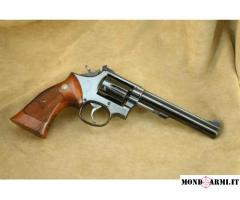 Smith & Wesson mod. 14-4 Cal. 38 special