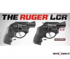 RUGER LCR,