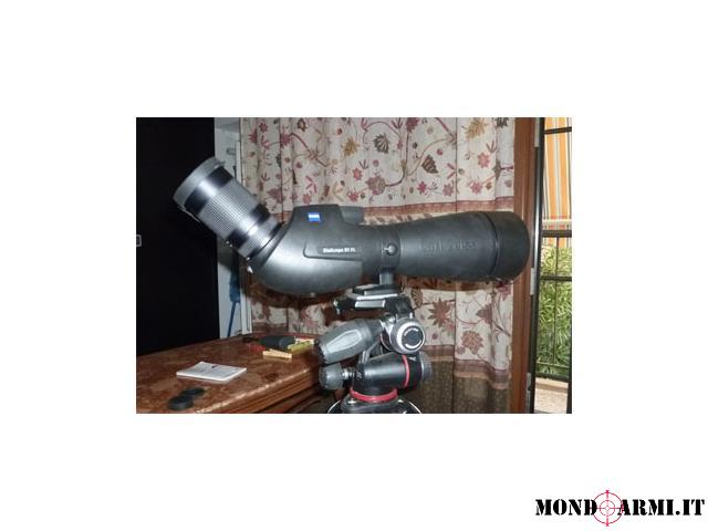 Vendo zeiss victory diascope 85 t* fl con oculare 20 75x nuovo