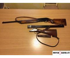 vendo due fucili