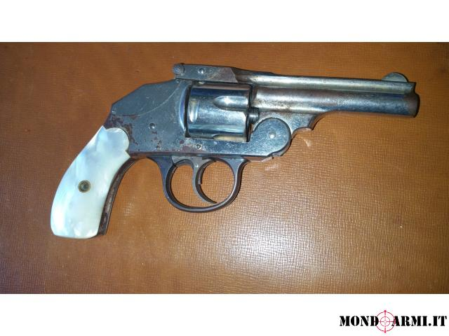 Revolver cal. 38 Johnson's Arms & Cjcle