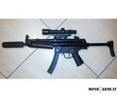 MARUI FUCILE ELETTRICO MP5 A5 HI CYCLE