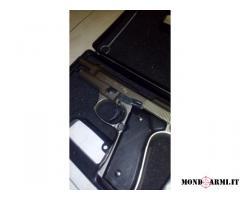 vendo pistola a salve BRUNI mod.92 CROMATA 70€