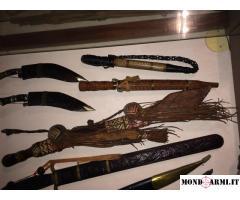 Collezione Armi Bianche