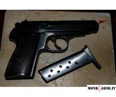 Pistola 7,65 Browning + 2 caricatori
