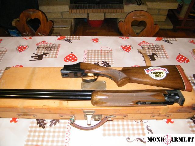 fucile sovrapposto da TRAP
