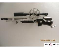 vendo carabina ad aria compressa STEYR LG 100