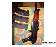 Vendo Aks74U+ sniper well