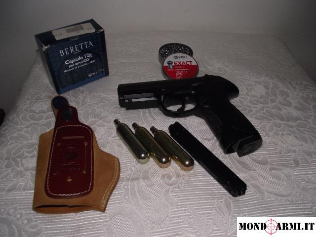 Beretta Umarex px4 storm co2 nuova