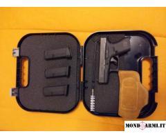 Glock 42 .380 ACP    9x17mm Browning Short