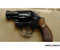 Smith Wesson mod. 64 cal. 38 Special