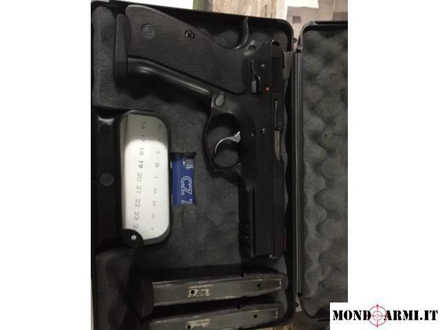 CZ 9x21 da tiro