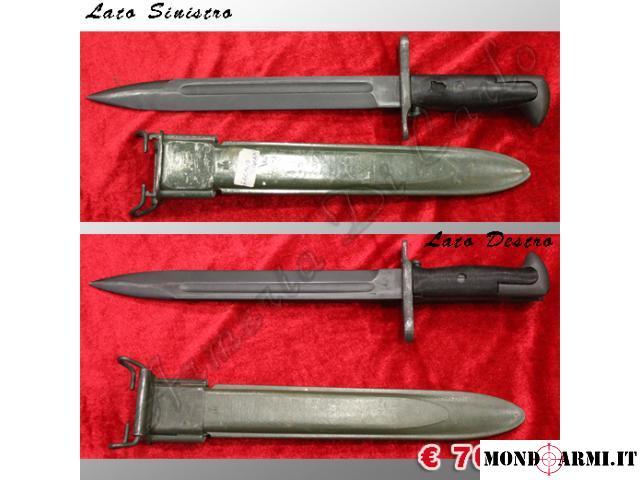 Usato #L-0004 Baionetta Garand