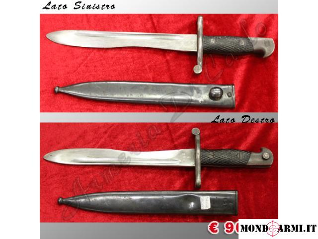 Usato #L-0006 Baionetta Mauser Spagnolo