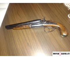 Pistola Artigianale Antica