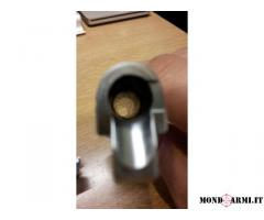Tanfoglio P21L calibro 9x21, inox