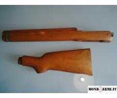 Calciatura per fucile Enfield No8 in cal.22