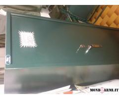 Armadio blindato porta fucili 12 posti