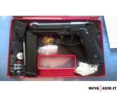 Beretta 92 FS kwc scarrellante