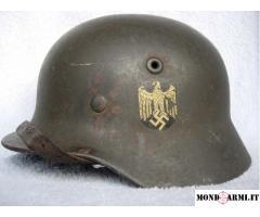 Vendo elmetto m35 Kriegsmarine origine