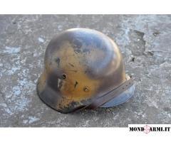 Vendo elmetto m40 Waffen SS (Normandy Camo) SE64 origine
