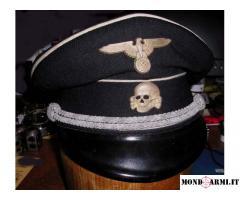 Vendo Capello Waffen SS della seconda guerra mondiale